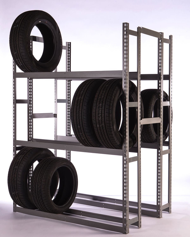Tire Racks - BASC MFG , Inc